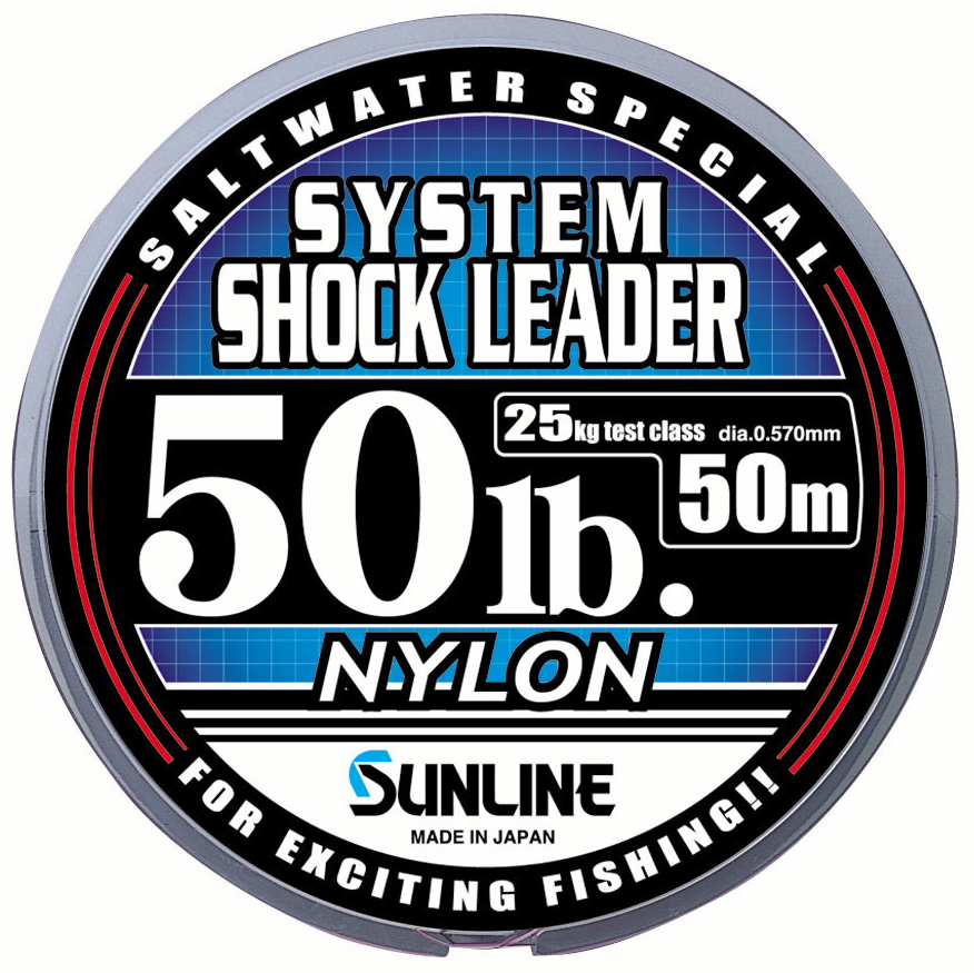 Sunline Saltwater Special System Shock Leader Nylon на jpmania.ru